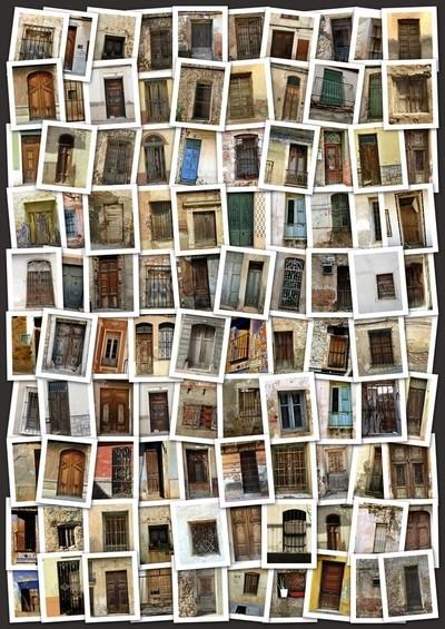 doors, windows etc