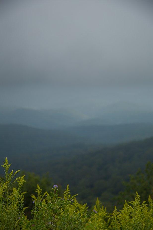 Blue Ridge Storms
