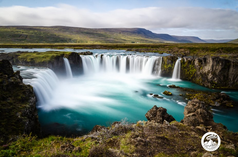 Throughout my trip to Iceland this summer, I went back to some places I've already seen ...