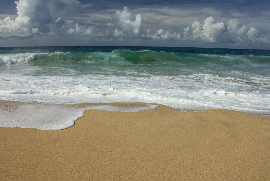 Beach near Arecibo Lighthouse