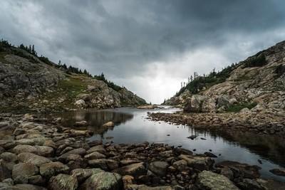 Island Lake Pond