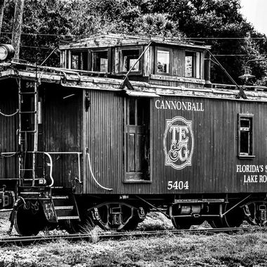 Cannonball Train NW