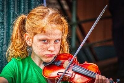 Fiddle Ginger