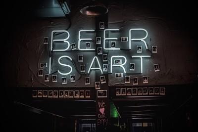 Beer is art