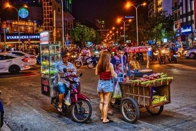 Saigon Street Sale