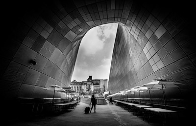 Travelling under the Curve