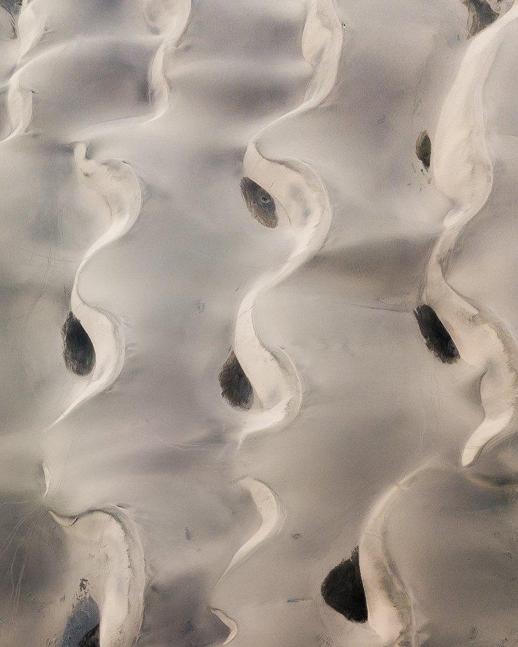 Maspalomas Dunes from above