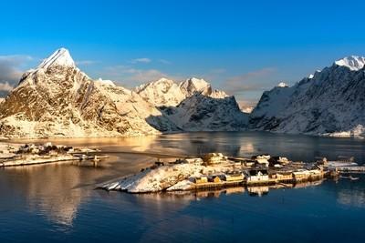 The Most Beautiful Fishing Village II Reine - Norway