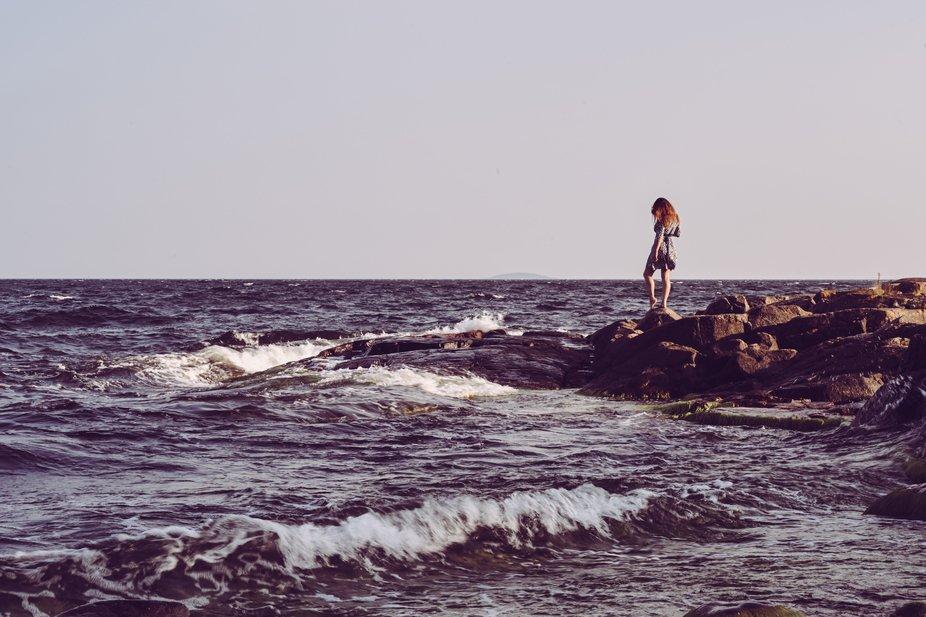 A hymn to a crying sea.    Instagram: @sandra_hila