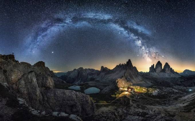 one way by nicolaibruegger - Capture The Stars Photo Contest