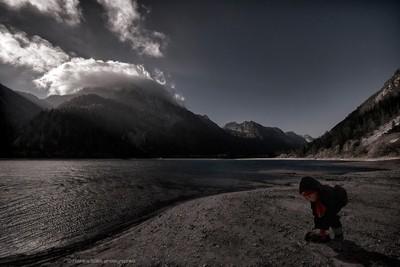 Lago del Predil - Italie