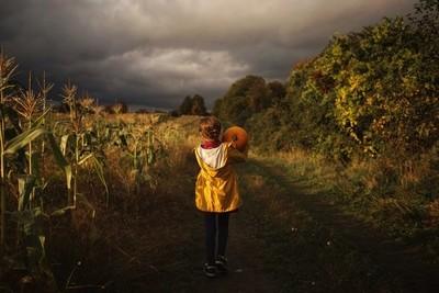 Pumpkin walk