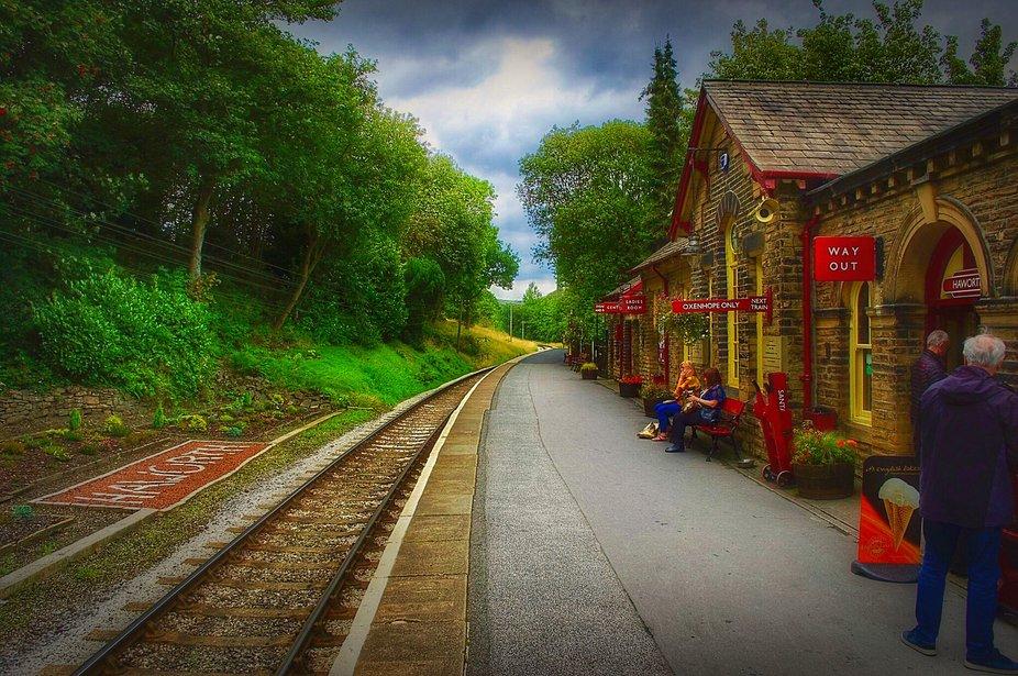 Haworth worth valley railway