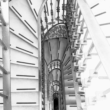 Staircase, Downtown, Mexico City