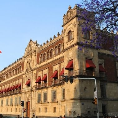 Palacio Nacional, Downtown Mexico City