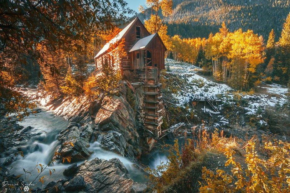 Deadhorse Mill Fall