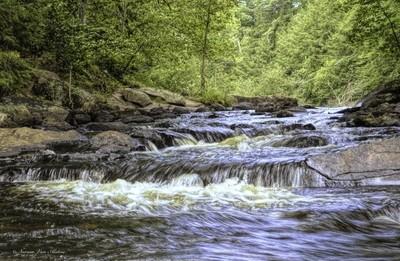 Upper Stubbs Falls, Arrowhead Park, Ontario
