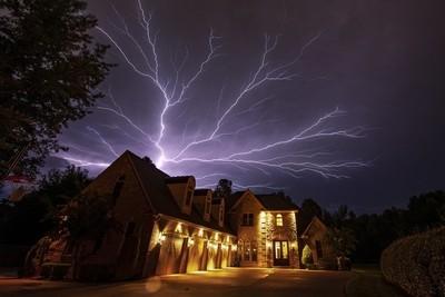 Tree House Lightning