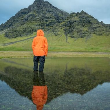 Reflections In Iceland