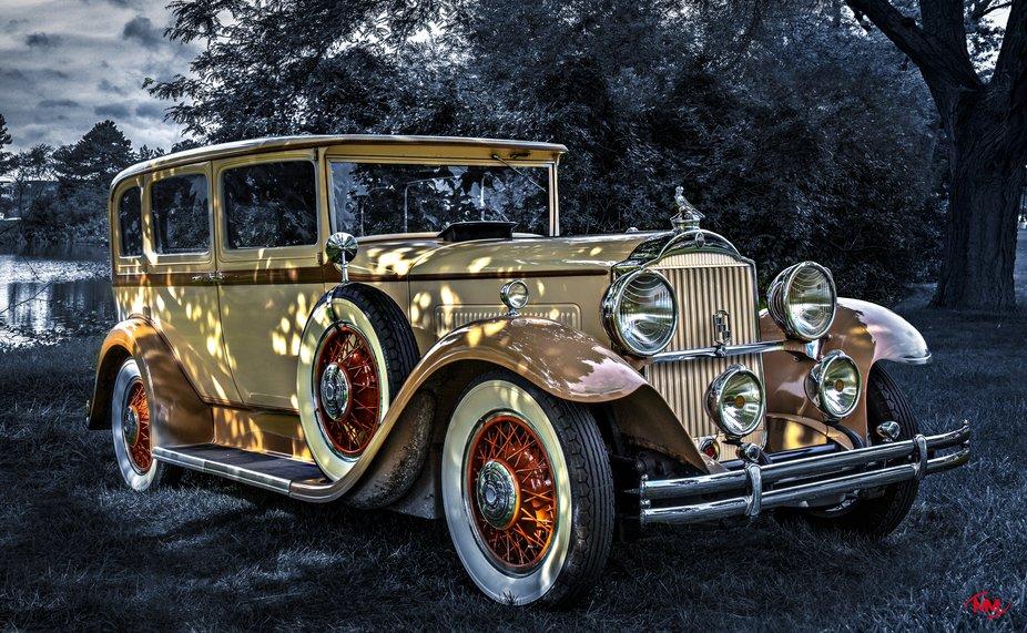 Packard 31