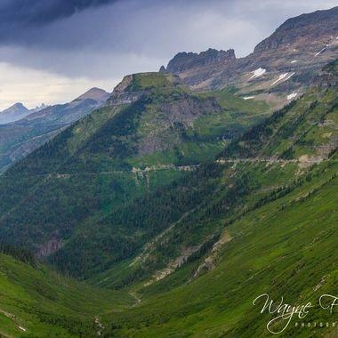 Glacier National Park, MT- 71