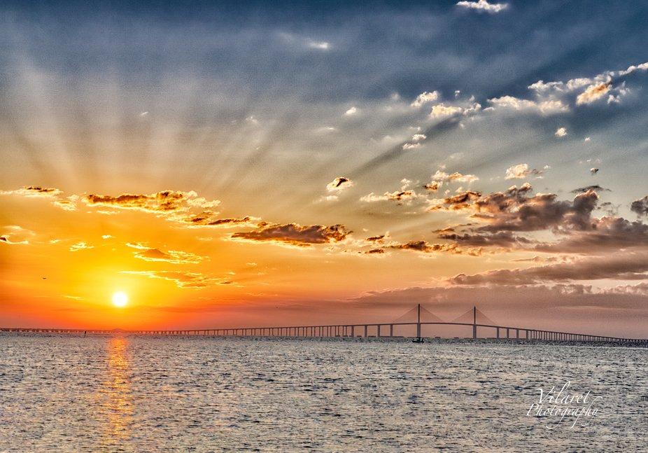 Sunshine Skyway Sunrise 3S