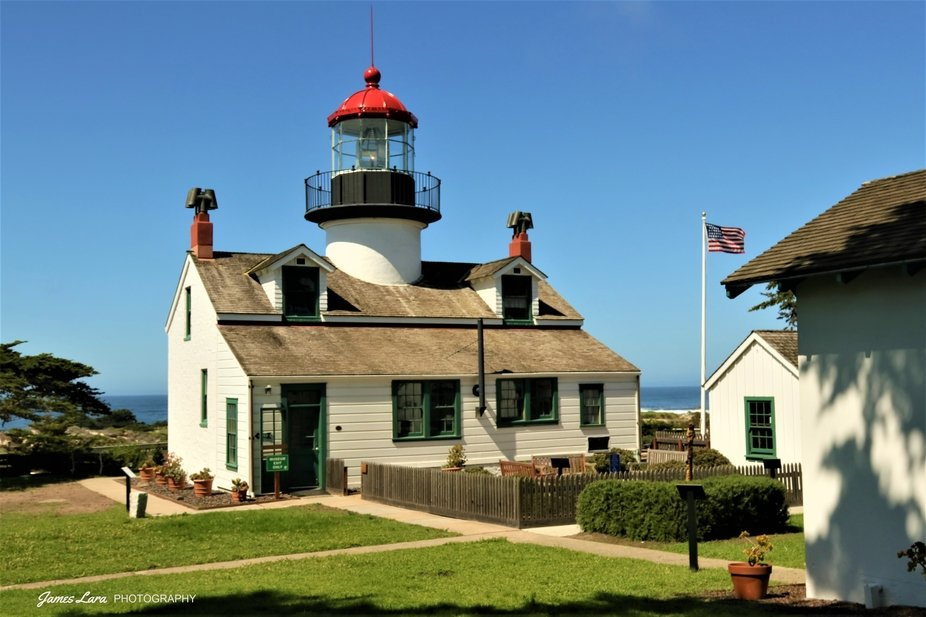 This lighthouse is the oldest continuously operating lighthouse on the west coast of the United S...