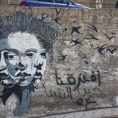 Image captured in Amman, Jordan.