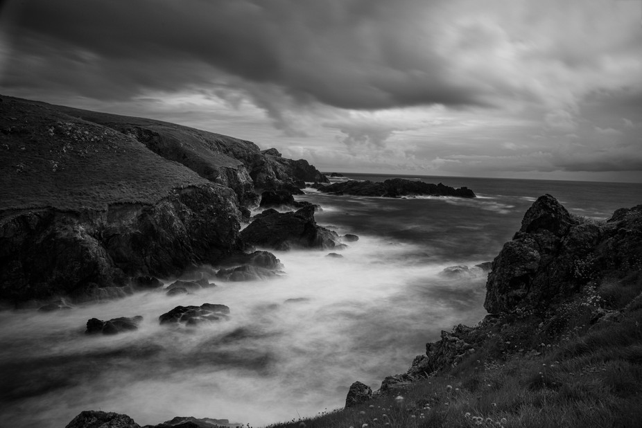 Before storm Lizard point