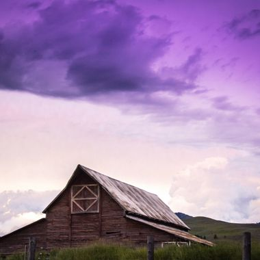 Farmhouse behind the Montana Grizzly Encounter.  Many of my photos are for sale, please click over to my photography store and take a peek. I have something for just about anyone who loves nature.
