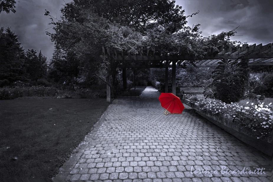 the path-umbrella