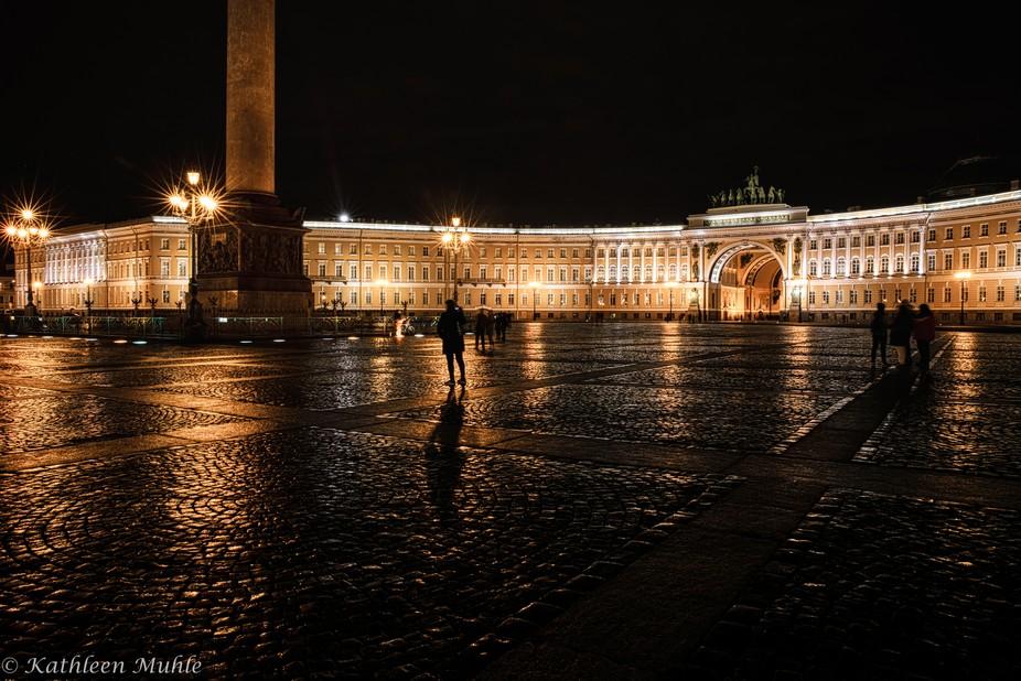 Palace Square Night Life2