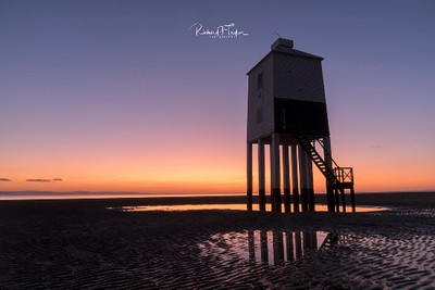 Lighthouse on the Sand