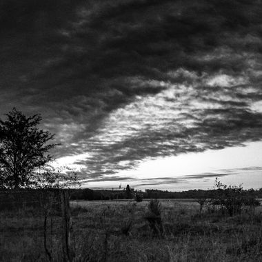 Country sunrise