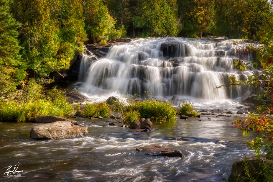 I was recently on a short nature photography excursion to the Porcupine Mountains State Park area...