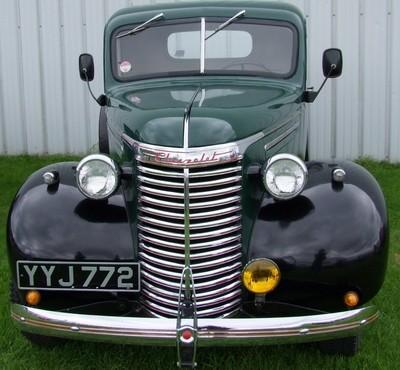 NELSAM, Washington, Sunderland, Chevrolet Pickup, I