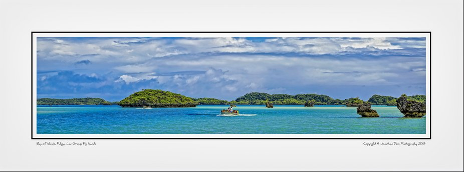 Fulaga_Bay of Islands_Lau, FIJI