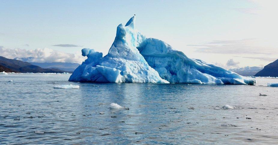 Ice Field Davis Strait Greenland8