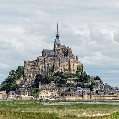 Le Mont Saint Michel (2) - Normandy, France