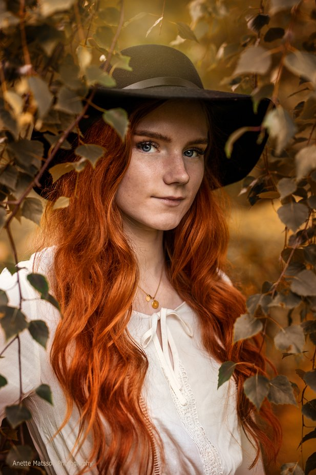 Malin by anettematsson - Hats And Caps Photo Contest