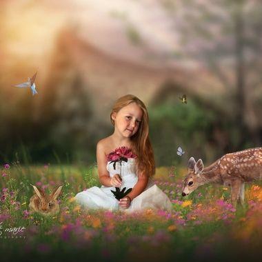 {Samantha} Fairytales and Butterflies