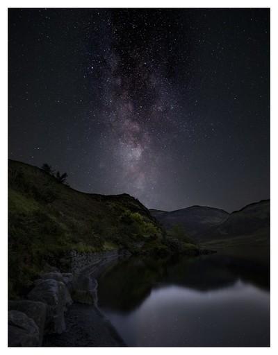 Stars of Crummock Water