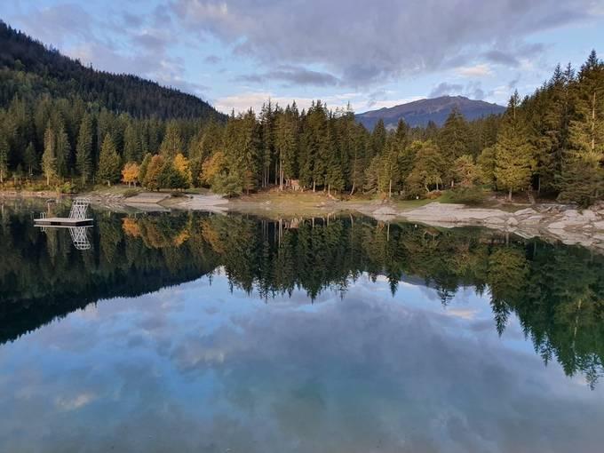 Caumase lake