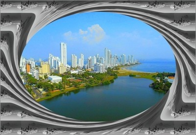 Panorama personalizzato: Cartagena de Indias.