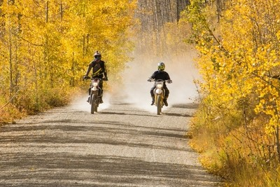 Young Adventure Riders