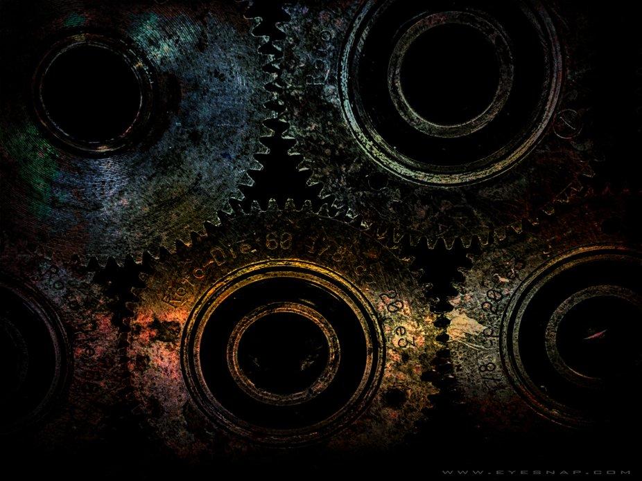 rotary gears