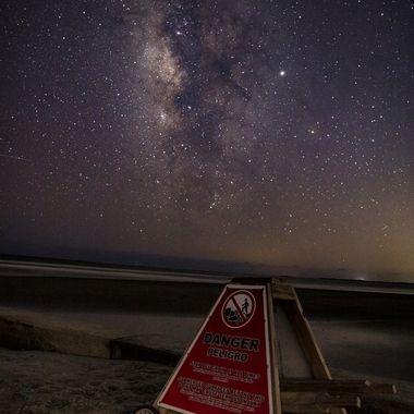 Milkyway on Folly Beach