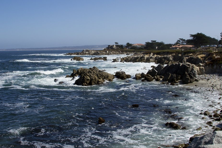 Postcard from Monterey