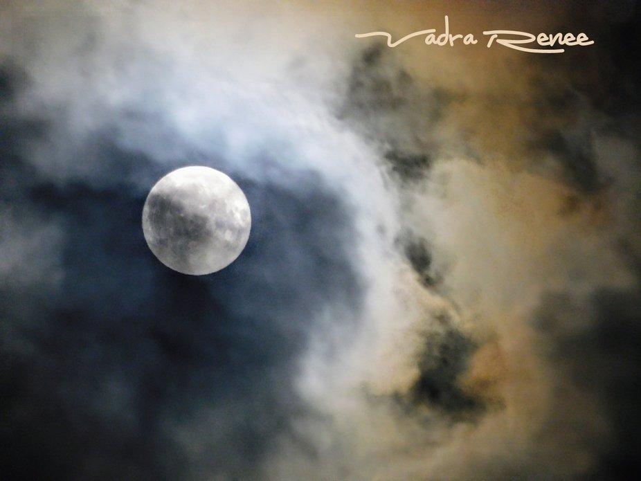 The Hunter's Moon 10/14/2019