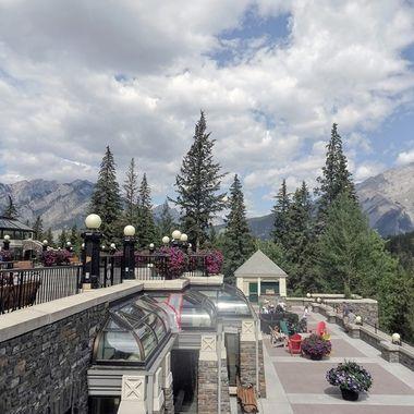 Fairmont Banff Springs (11)  - Banff, Canada